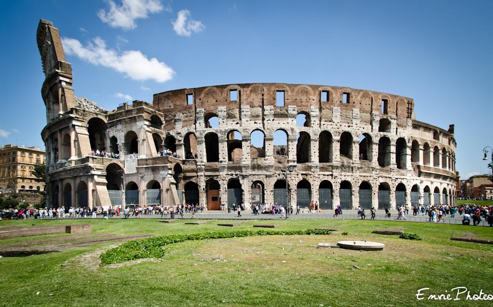 le colosse de rome