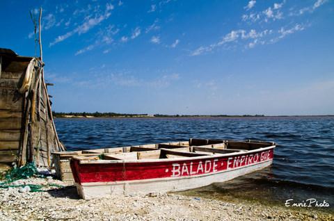 Barque à Retba