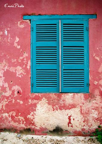 Fenêtre de Gorée