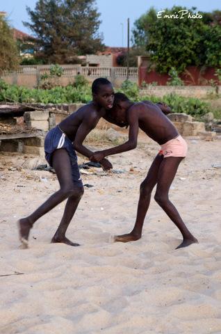 Lutte Senegal