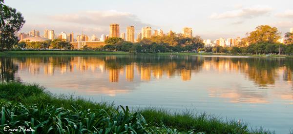 Parc d'Ibirapuera, Sao Paulo